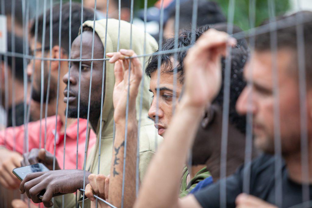 Belarus dictator escalates EU border migrant crisis