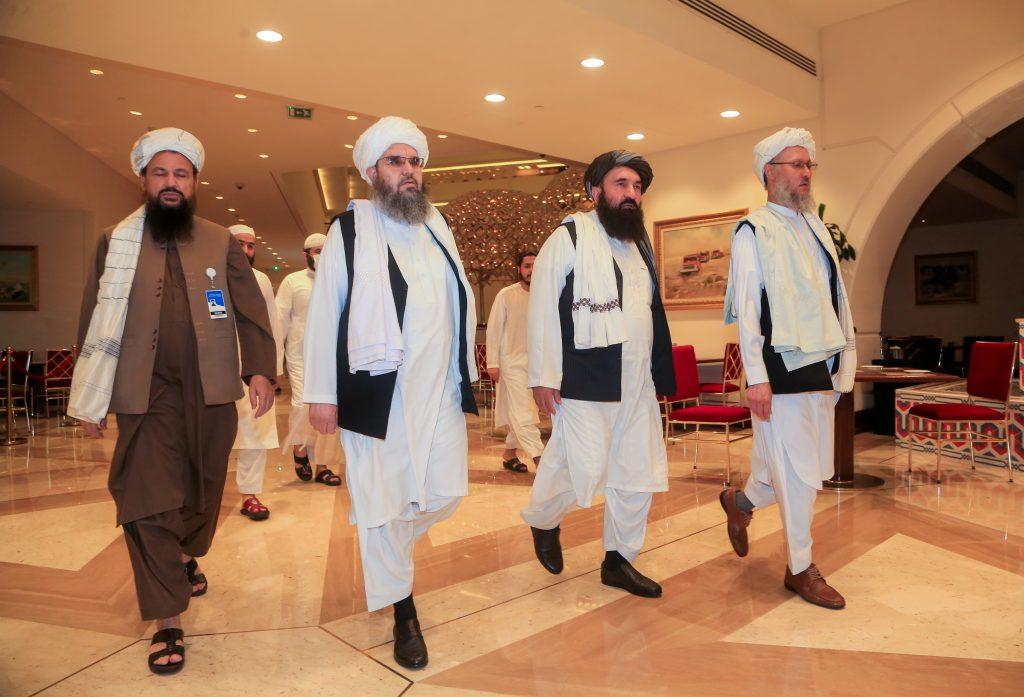 The latest on Afghanistan