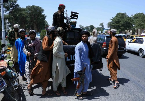Before the Taliban took Afghanistan, it took the internet