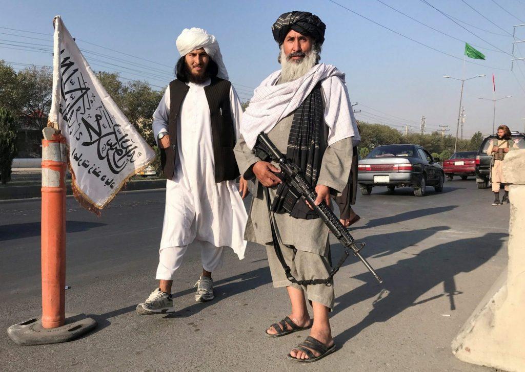 Afghanistan collapse sparks wave of alarm in Ukraine