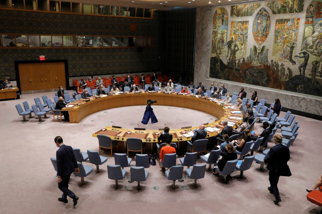 They aren't listed, but make no mistake: The UN has sanctions on the Taliban