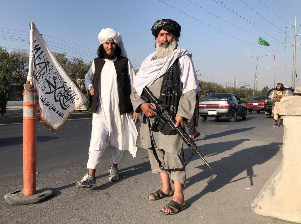 Could China become the Taliban's new benefactor?