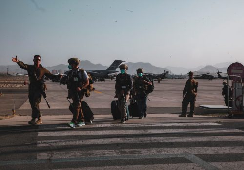 What Washington owes the American people after its Afghanistan failure