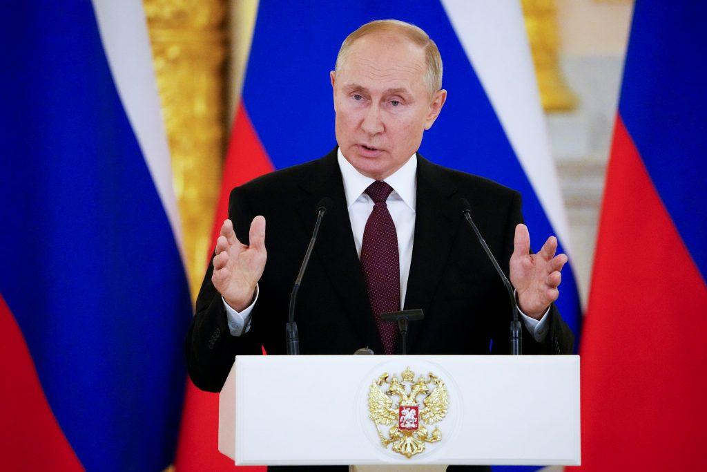 "Putin's pipeline poses an ""existential threat"" to Ukraine"