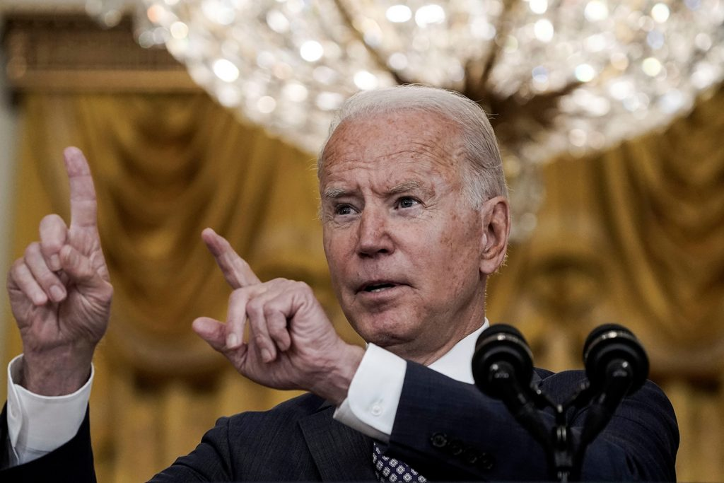 Afghanistan threatens Biden's shot at being a historic foreign-policy leader