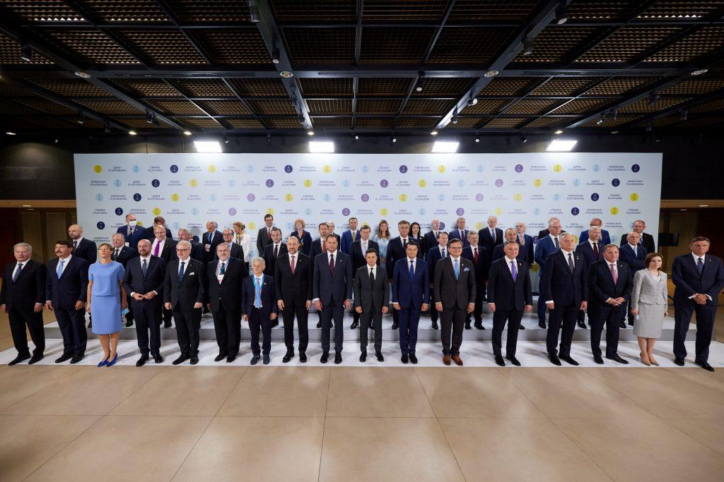 """Crimea is Ukraine"": Kyiv summit sends powerful message to Vladimir Putin"