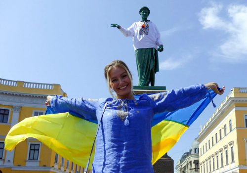 American author's timely love letter to Odesa