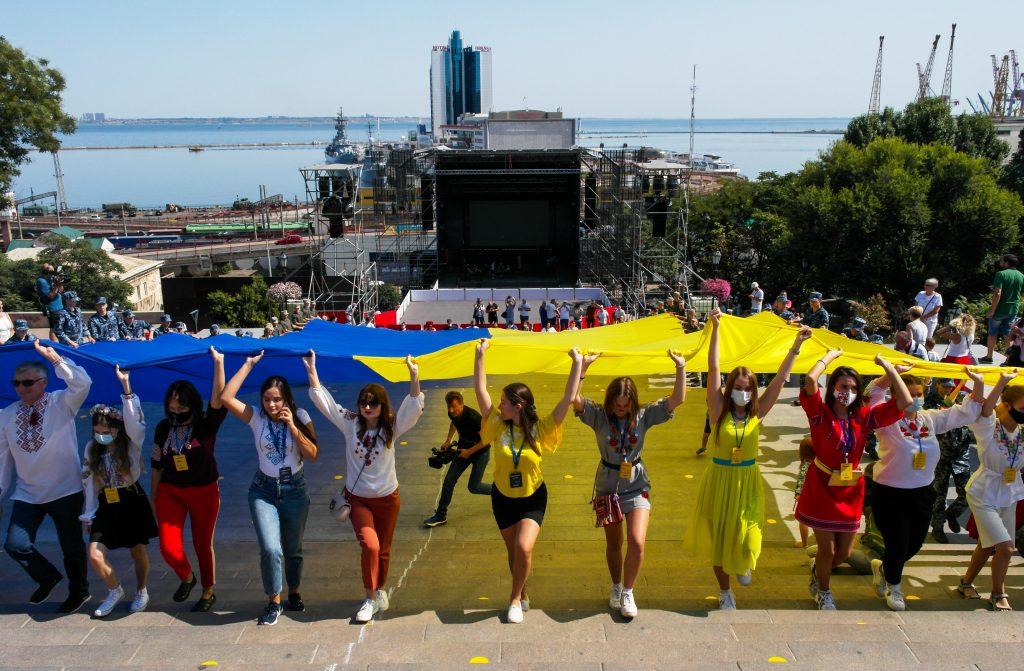What unites Ukrainians?