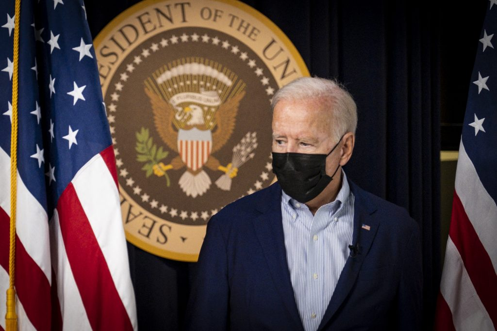 Biden can still salvage his legacy and US credibility. It won't be easy.