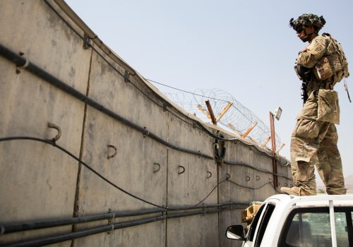 FAST THINKING: The war is over, but the Afghanistan mission continues