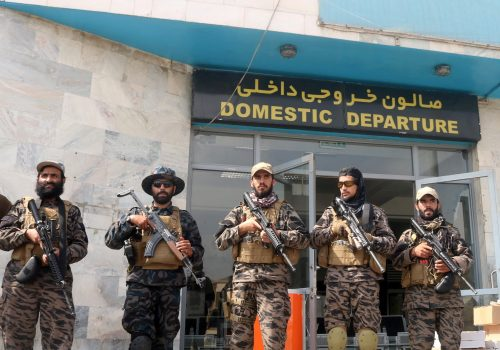 Pakistan's domestic politics following the Taliban takeover in Afghanistan