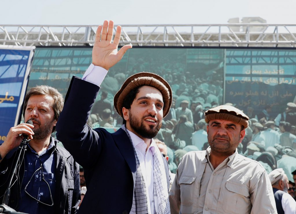 Ahmad Massoud: Look to local leaders to save Afghanistan