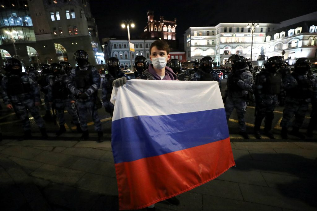 Europe's new Russia policy must focus on human rights