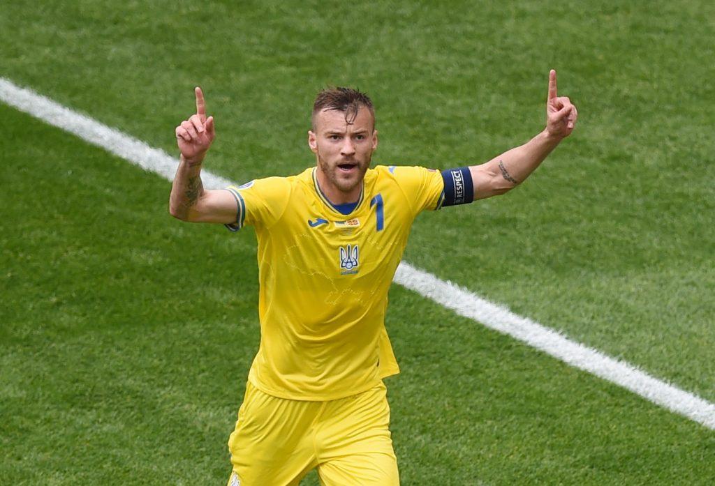Ukraine's top soccer stars join the country's Ukrainian language renaissance