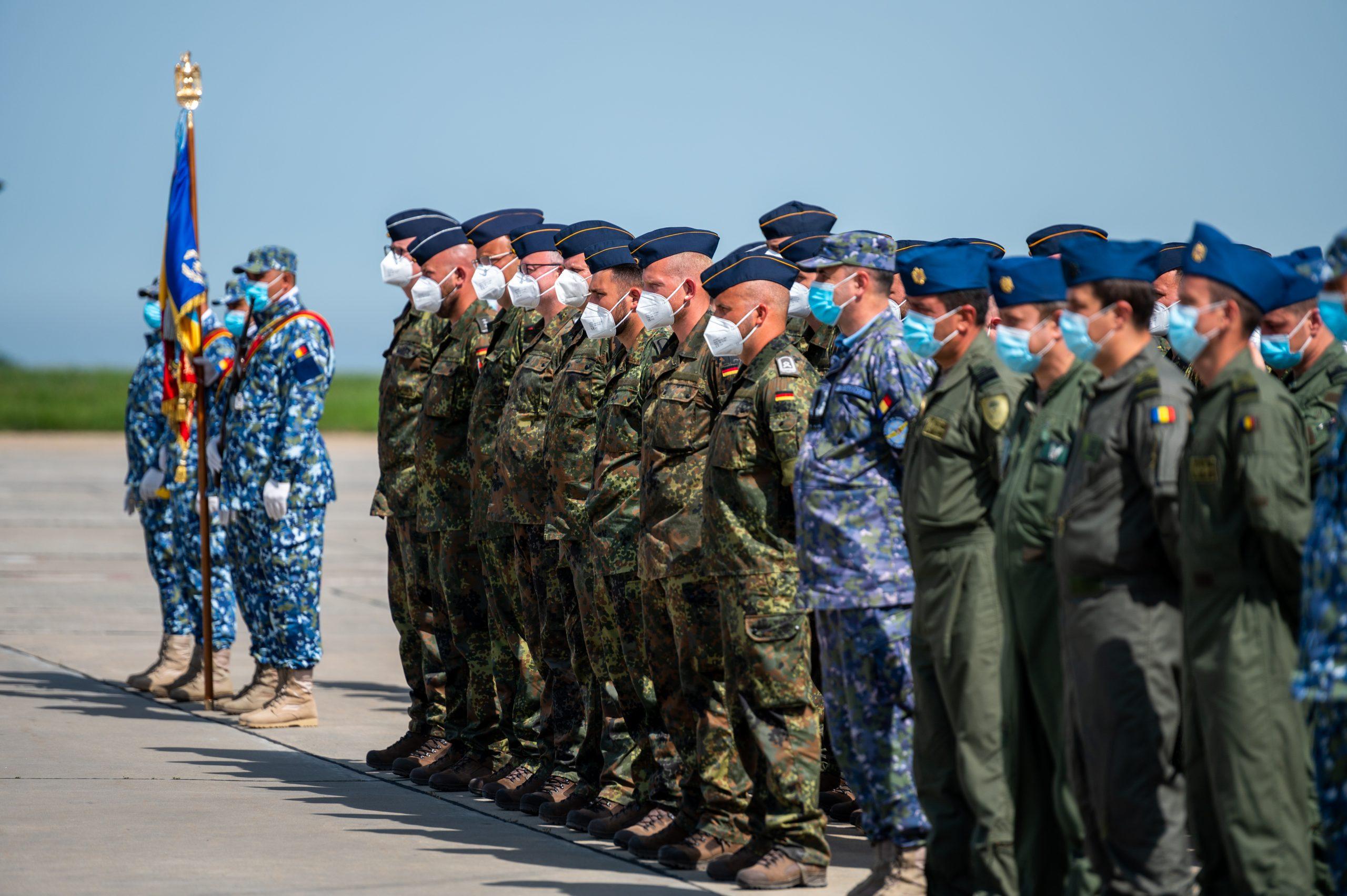 2021 07 01T151201Z 1625152379 DPAF210701X99X223693 RTRFIPP 4 DEFENSE NATO GERMANY ROMANIA UNITED KINGDOM scaled.