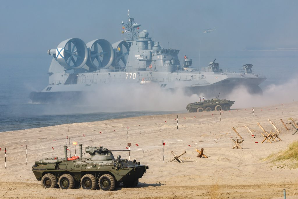 Russian-Belarusian military merger accelerates on NATO's eastern flank