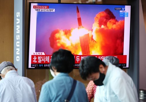 Manning in Voice of America Korea: North Korea missile test intended to force concessions