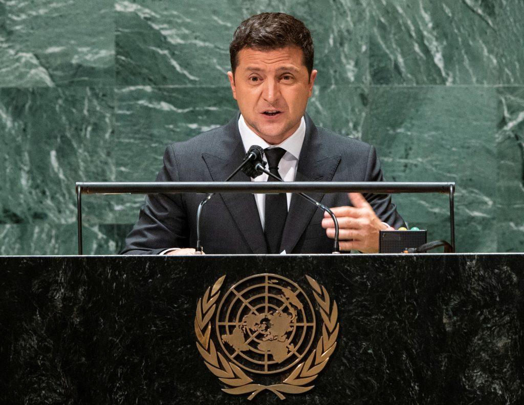 Zelenskyy slams UN inaction over Putin's Ukraine war