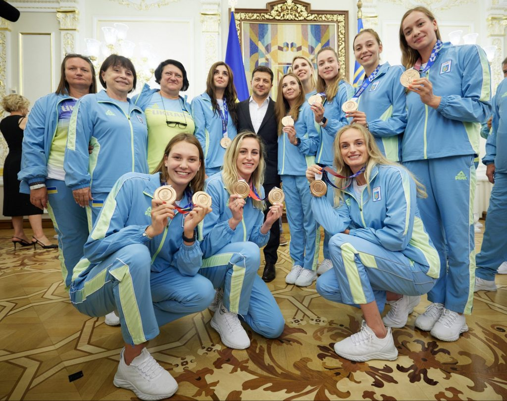 Why Ukraine's Olympic bid could be a very smart move