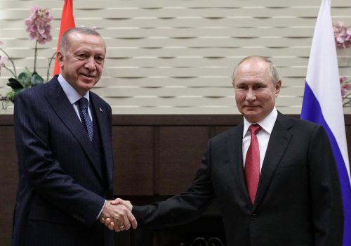Turkey is seeking a fresh start with Israel