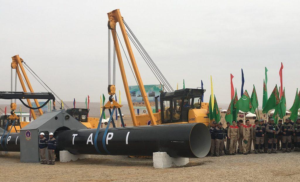 Will a Taliban victory advance TAPI?
