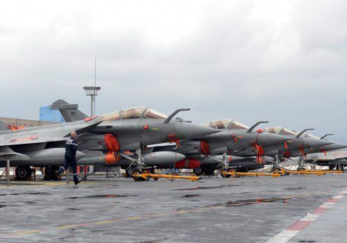Greece and France give European strategic autonomy a shot