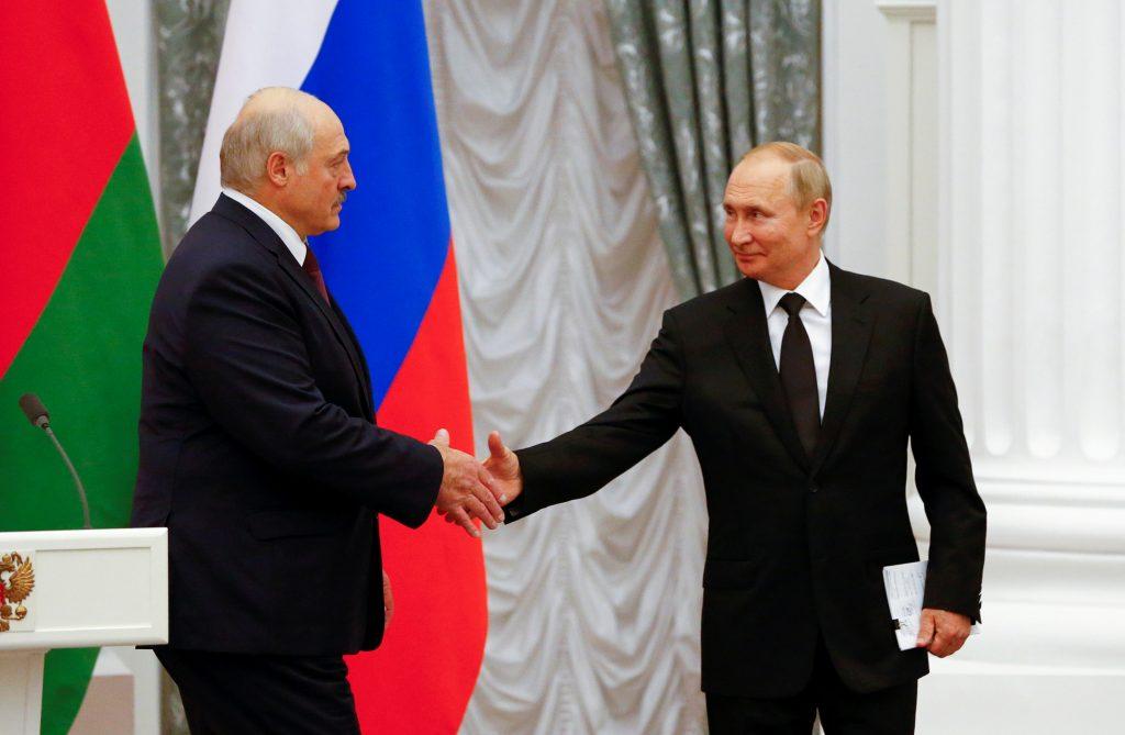 Putin's willing provocateur: Lukashenka escalates EU border crisis