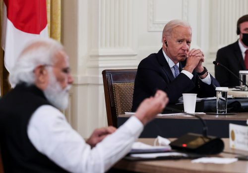 Here's why China has gone on the offensive against Biden