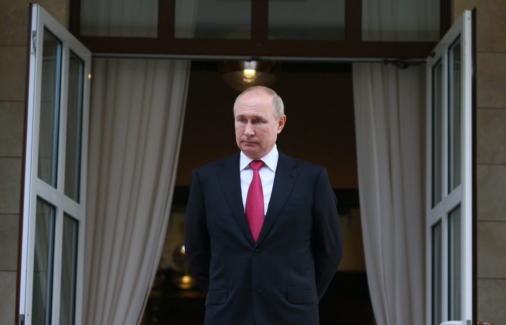 Europe is under attack from Putin's energy weapon