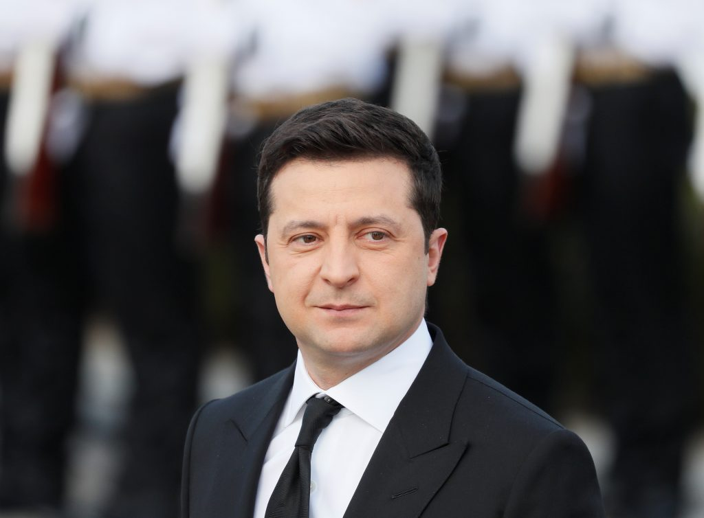 Ukraine's President Zelenskyy must prove he is serious about judicial reform